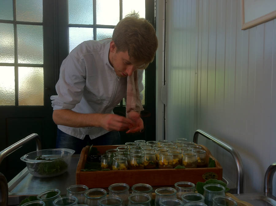 Kookworkshop - Lunchformule als workshop olv Pieter-Jan Lint